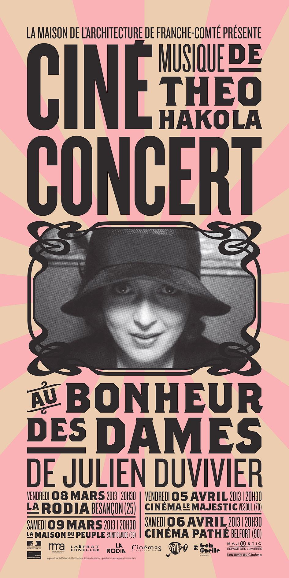 Pascaline Minella | Ciné concert