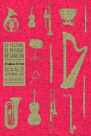 Pascaline Minella   festival de musique de Besançon