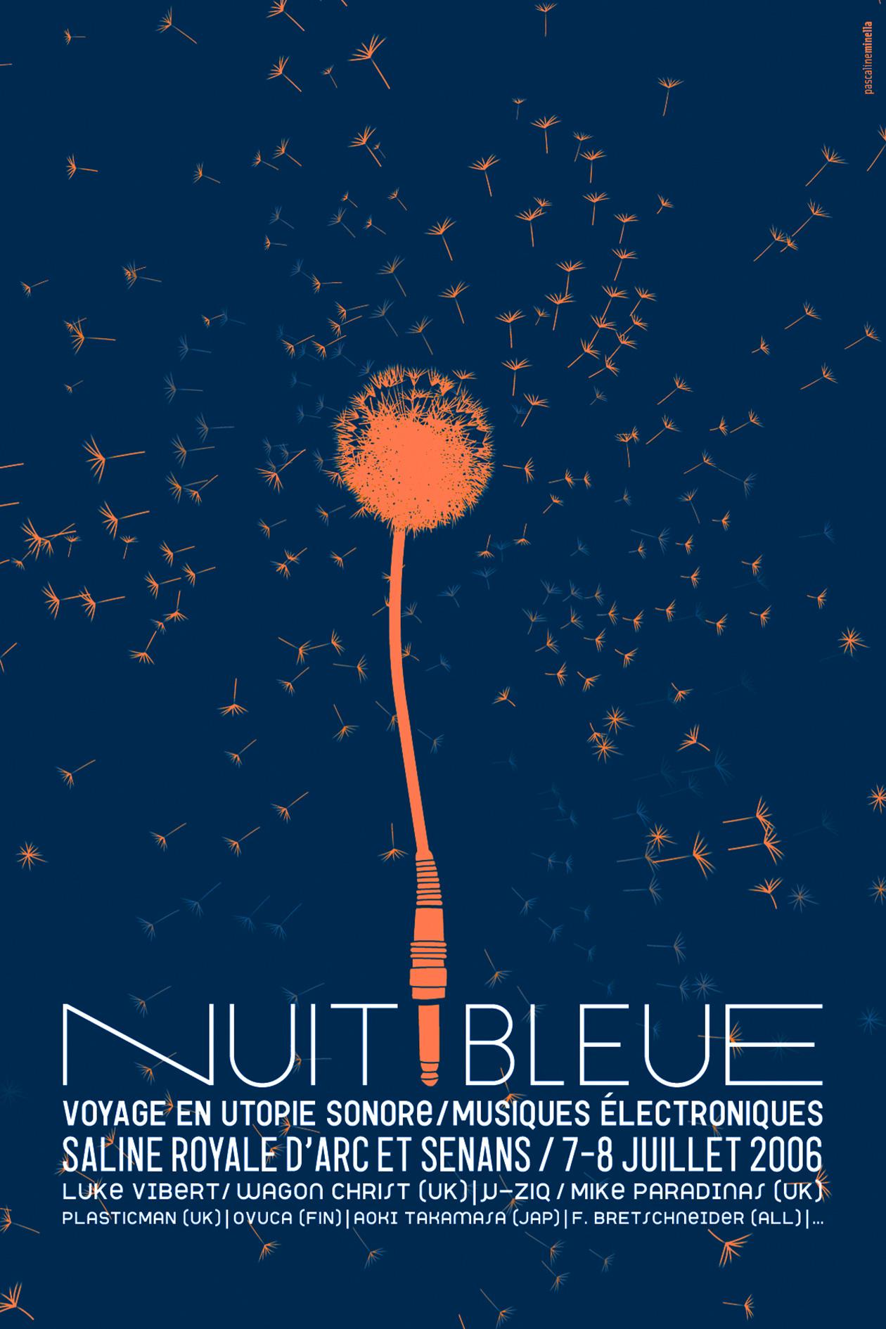 Pascaline Minella | nuit bleue
